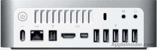Apple Mac mini HDMI prototypes spotted?