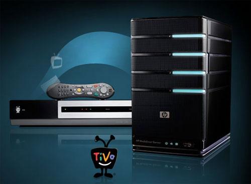 HP adds MediaSmart Expander for TiVo to MediaSmart Home servers