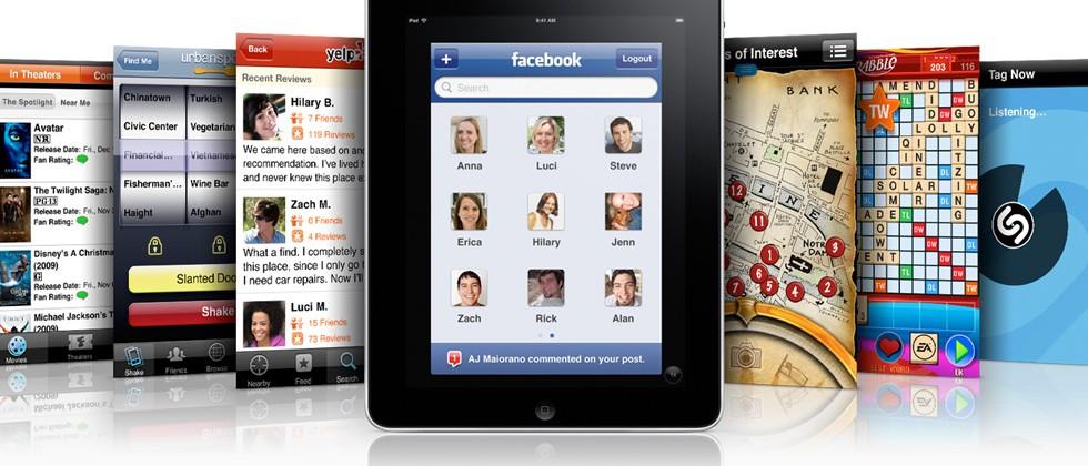 Apple iPad Sells 120,000 Units Total on Friday