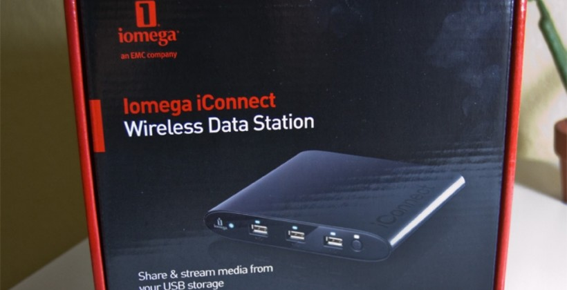 Iomega iConnect Wireless Data Station Review
