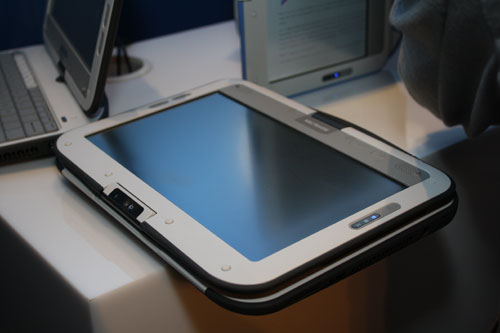 Intel Classmate convertible netbook revealed