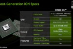 Half-power NVIDIA Ion 2 GPU for smaller netbooks explains dreary benchmarking?
