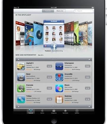 iPad coders losing interest as Android picks up slack?