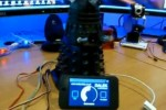 iPhone-controlled R/C Dalek: pointless but awesome [Video]