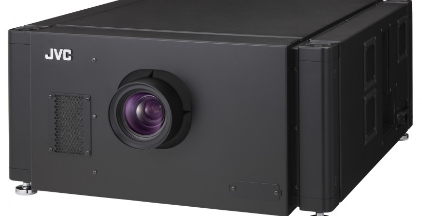 JVC DLA-SH7NLG D-ILA 4K2K projector: 5x Full HD resolution