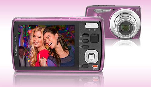 Kodak debuts new EASYSHARE M580 digital camera