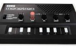 Korg monotron analog synthesizer lands in mini form factor