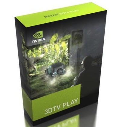 NVIDIA 3DTV Play adds 3D HDTV & gaming to any GeForce machine