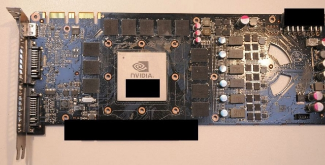 NVIDIA GeForce GTX 480/470 to lose cores over poor GPU yield?