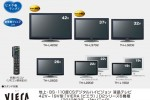 Panasonic unveils new Vieira D2 Series 6 IPS LCD panel LCD HDTVs in Japan