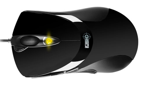Sharkoon unveils black edition of FireGlider gaming mouse