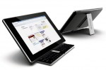 PC tablet concept has matching smartphone used as QWERTY keyboard