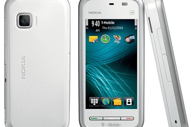 T-Mobile Nokia 5230 Nuron gets official