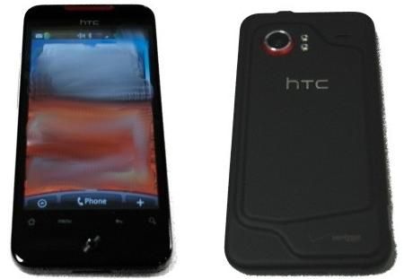 Verizon HTC Incredible launch in just two weeks time?