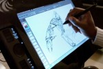 Turn your Wacom tablet into a Cintiq clone with new kit and some elbow grease