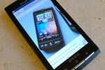 Sony Ericsson XPERIA X10 will never have multitouch