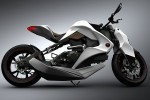 2012 Izh Hybrid Motorcycle concept packs 3D multifunction display [Video]