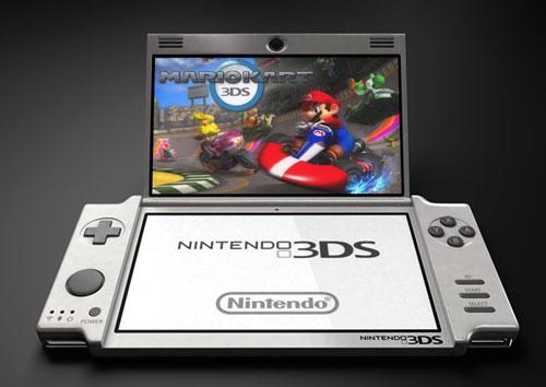 Nintendo 3DS concept design turns up