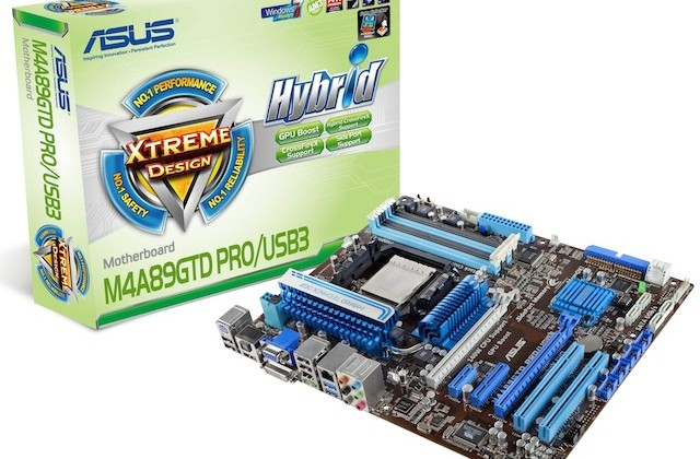 ASUS add IEEE 802.3az Energy Efficient Ethernet to M4 Series motherboards