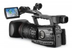 Canon XF305 and XF300 pro-spec camcorders outed