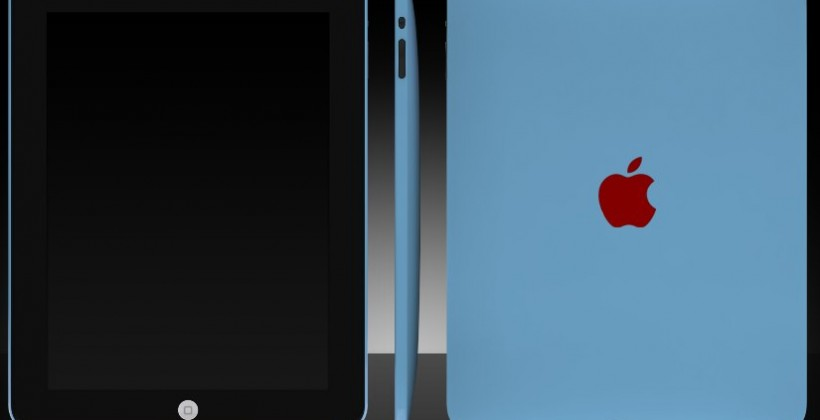 ColorWare offer madly priced iPad customization