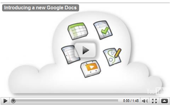 Google Docs Gets Upgraded and Brings A Lot More Features With It [video]