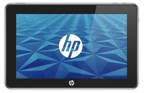 HP Windows 7 Tablet Gets Canceled, We Hope for webOS Tablet Instead