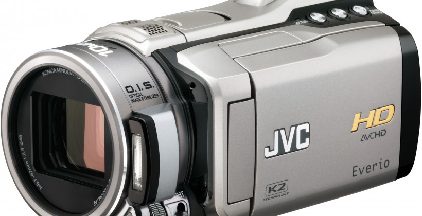 JVC Everio GZ-HM1 1080p camcorder on sale now