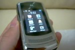 Motorola RAZR3 prototype gets video demo