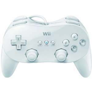 Nintendo Wii Classic Controller Pro Available Right Now