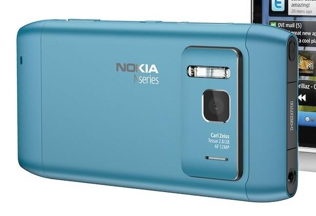 Nokia N8 720p HD video sample - SlashGear