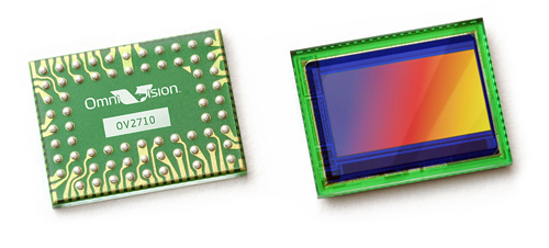 Next generation iPhone and iPad likely to score OmniVision camera sensors