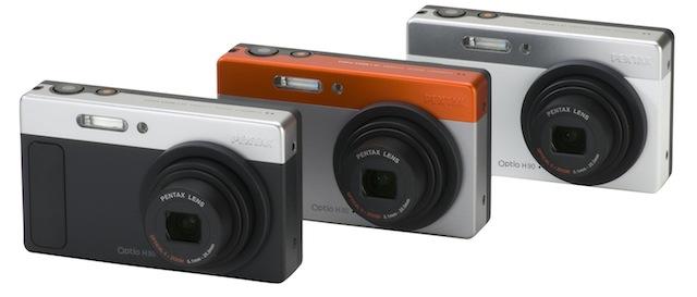 Pentax Optio H90 gets reviewed: surprisingly good budget camera