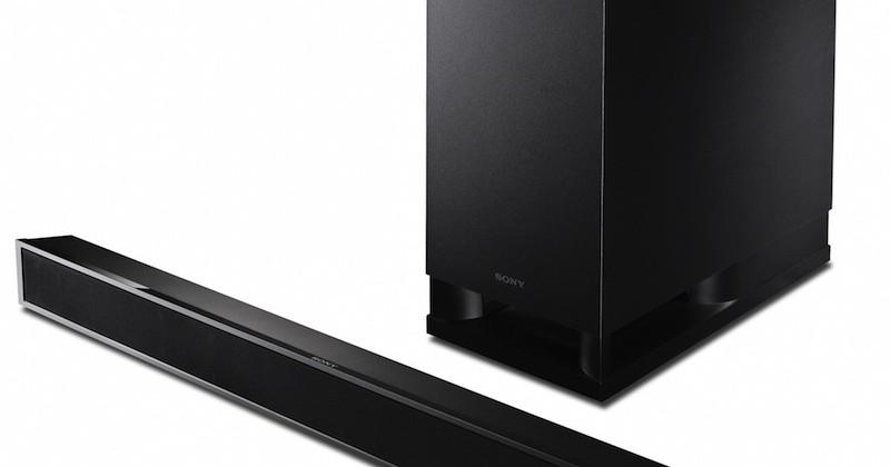 Sony HT-SF470 5.1 surround system & CT350/CT150 soundbars debut