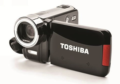 Toshiba CAMILEO S20, H30 & X100 make belated US debut