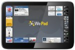 WePad Gets Hands-On Treatment