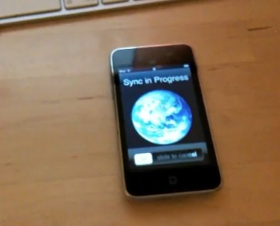 Wi-Fi Sync cuts the iTunes cord [Video]