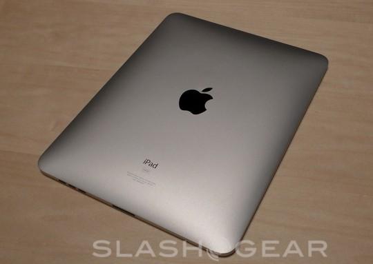 Apple iPad delay blamed on screen bottleneck