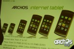 Archos Gen-8 Internet Tablets detailed