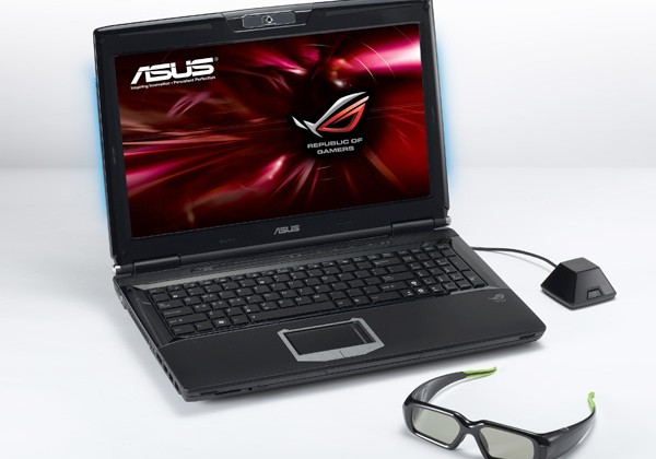 17-inch ASUS 3D notebook due Q3 2010