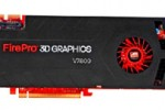 ATI launches new professional video cards including the FirePro V7800, V5800, V4800, and V3800