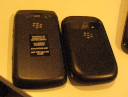 BlackBerry 9670 clamshell leaks again; will be Verizon exclusive