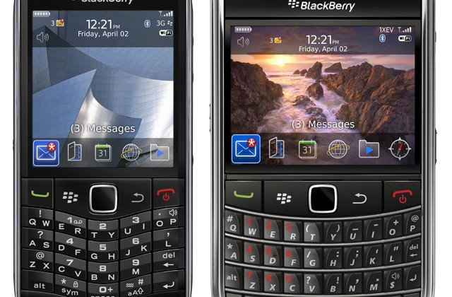 BlackBerry Pearl 3G and Bold 9650 leak ahead of WES