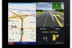 CoPilot Live HD offers turn-by-turn navigation for iPad 3G