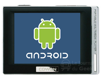 Cowon D3 PMP tipped to run Android