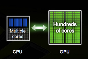 """Moore's Law CPU scaling """"is now dead"""" claims NVIDIA VP; GPU parallel computing is the future"""
