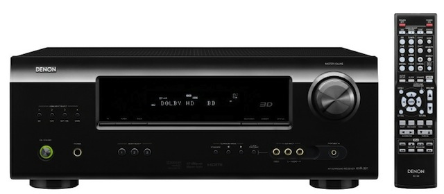 Denon A/V Receivers outed: 5.1 and 7.1 surround, optional internet access