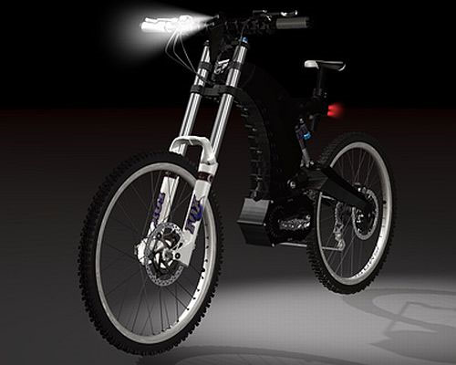 M55 EVO-001 electric bike is hand built and too expensive for you
