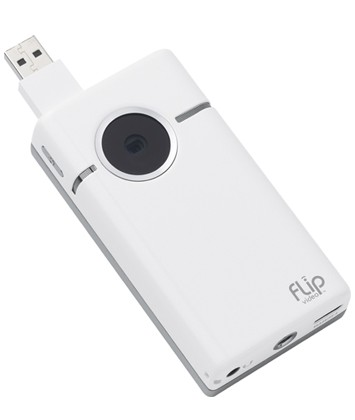 Flip SlideHD gets official: $280 for touchscreen 720p camcorder