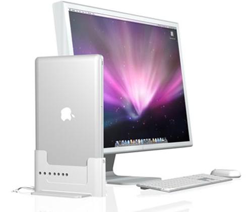 Henge Dock for MacBook unveiled